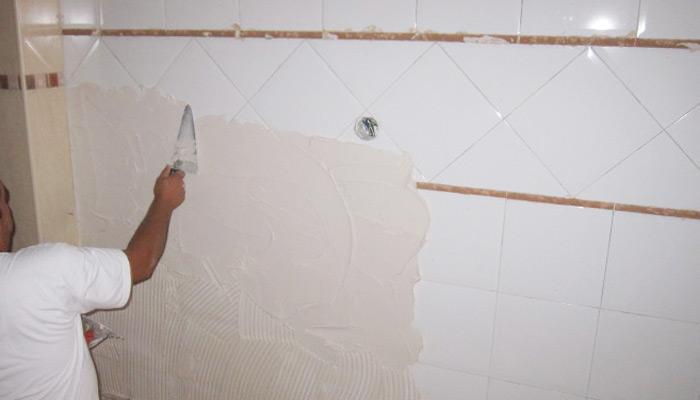 Remodelações interiores e exteriores
